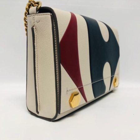 ANYA HINDMARCH Beige Leather Shoulder Bag item7267 b