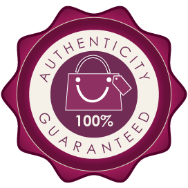 ALL YOUR BLISS Authenticity badge