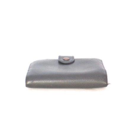 CHANEL Black Caviar Leather Wallet Item6936 d