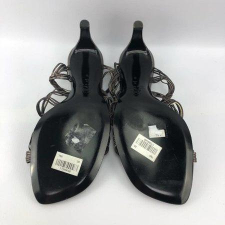 BRUNO MAGLI Bronze Heels US 7.5B Eur 37.5B 3963 g