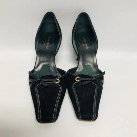 KATE SPADE Black Heels US 7 Eur 37 3862 b