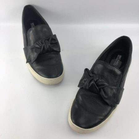 MICHAEL KORS Black Sneakers US 7 Eur 37 9589 a