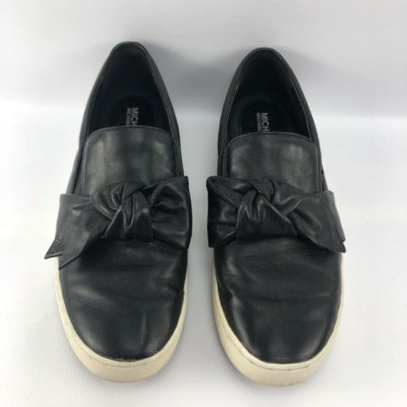 MICHAEL KORS Black Sneakers US 7 Eur 37 9589 b