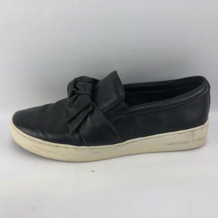 MICHAEL KORS Black Sneakers US 7 Eur 37 9589 c