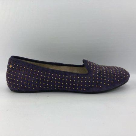 UGG Purple Ballet Flats US 7 Eur 37 6240 e