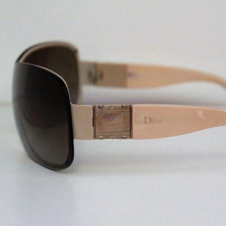 DIOR Beige Sunglasses 5722 b