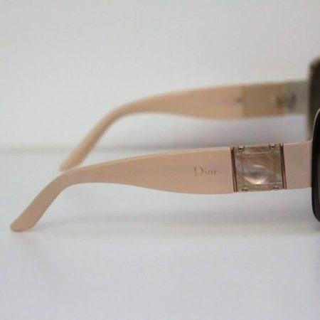 DIOR Beige Sunglasses 5722 e