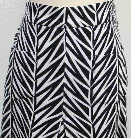 DVF DIANE VON FURSTENBERG Skirt Size 12 7398 b e1573699100853