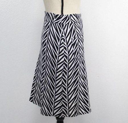 DVF DIANE VON FURSTENBERG Skirt Size 12 7398 c