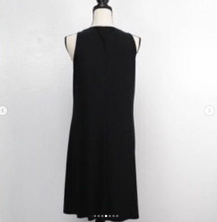 MICHAEL KORS Belt Straps Dress Size L 9377 d