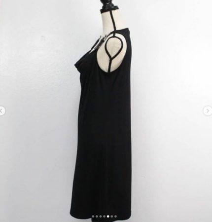 MICHAEL KORS Belt Straps Dress Size L 9377 e