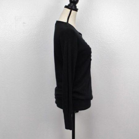MICHAEL KORS Black Sweater Size XS 7921 c