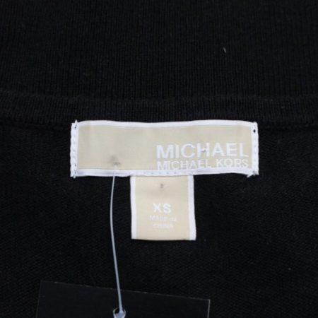 MICHAEL KORS Black Sweater Size XS 7921 f