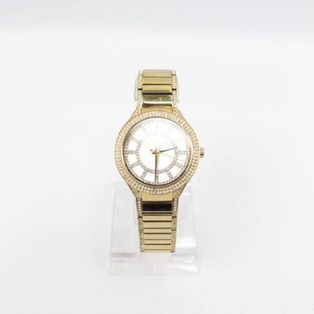 MICHAEL KORS Gold Watch 7814 b