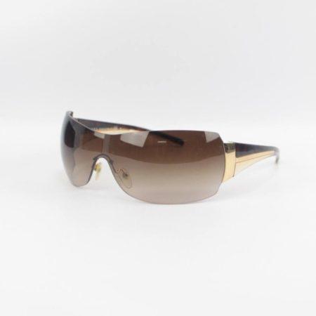 PRADA Brown Gold Sunglasses 7238 b