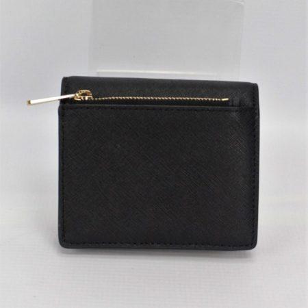 MICHAEL KORS Small Black Wallet 8770 b