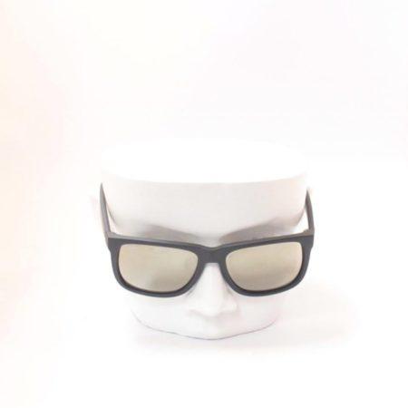 RAYBAN Classic Polarized Black Sunglasses 12767 e
