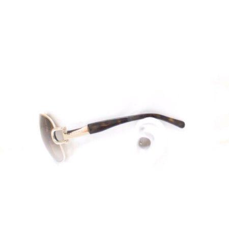 BURBERRY Tortoise Brown Sunglasses Item13791 b