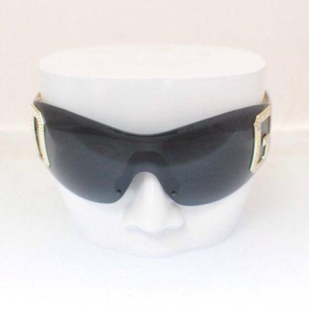 DOLCE GABBANA Tan Encrusted Crystals Sunglasses Item13420 b