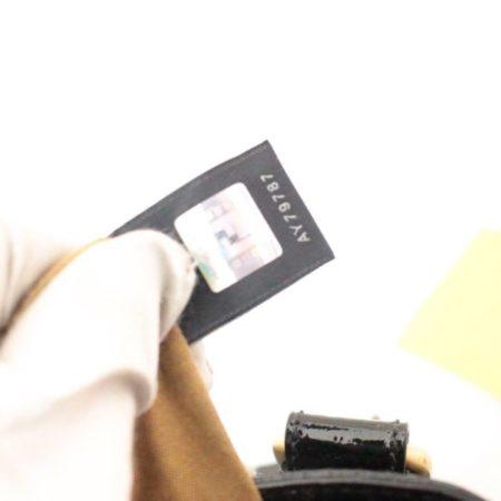 FENDI Black Patent Leather De Jour Tote Item13526 g