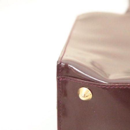 FURLA Maroon Leather Shoulder Bag Item3787 h
