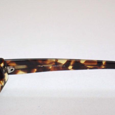 GUCCI Rectangular Brown Tortoise Sunglasses Item3765 c