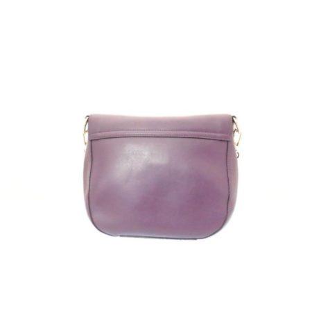 KATE SPADE Purple Leather Crossbody Item12489 d