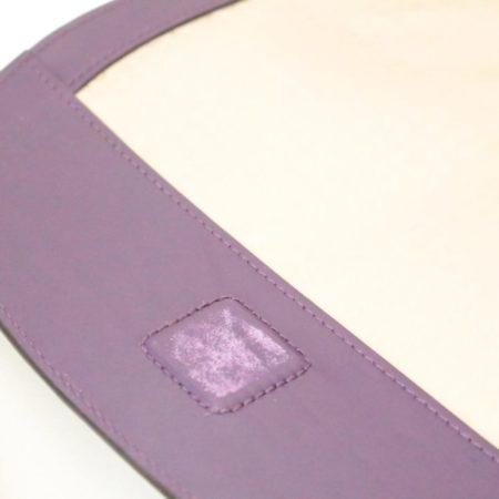 KATE SPADE Purple Leather Crossbody Item12489 i