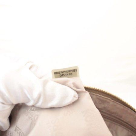 MICHAEL KORS Logo Brown Small Tote Item4846 d