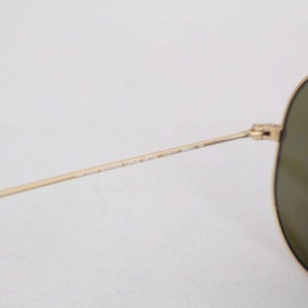 RAY BAN Blue Aviator Sunglasses Item15845 d