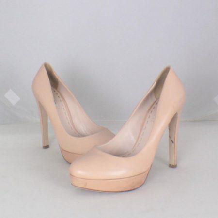 JIMMY CHOO 17460 Blush Platform Heels size US 9 Eur 39 a