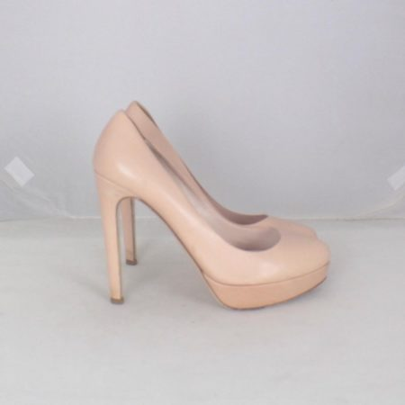 JIMMY CHOO 17460 Blush Platform Heels size US 9 Eur 39 c