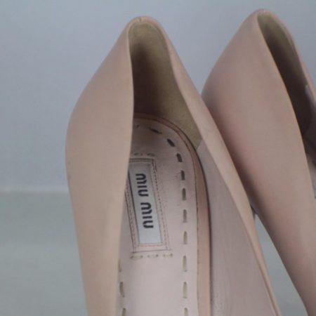 JIMMY CHOO 17460 Blush Platform Heels size US 9 Eur 39 f