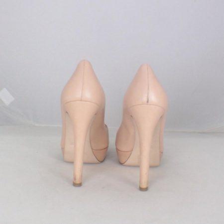 JIMMY CHOO 17460 Blush Platform Heels size US 9 Eur 39 g