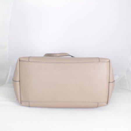 REBECCA MINKOFF Grey Leather Tote item17075 b