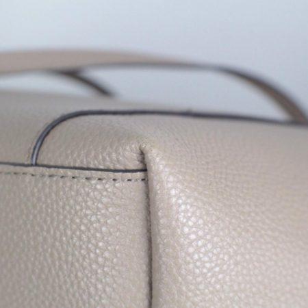 REBECCA MINKOFF Grey Leather Tote item17075 e