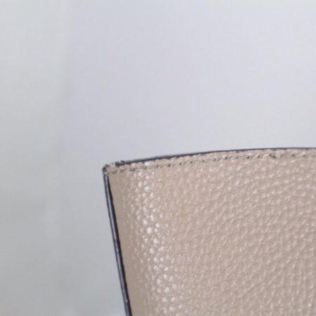 REBECCA MINKOFF Grey Leather Tote item17075 g