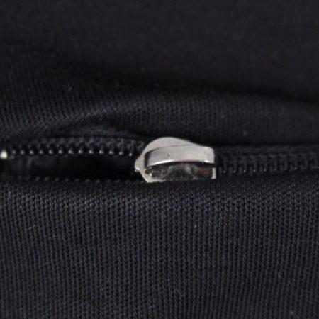 CHANEL 18616 Black Quilted Shoulder Bag c