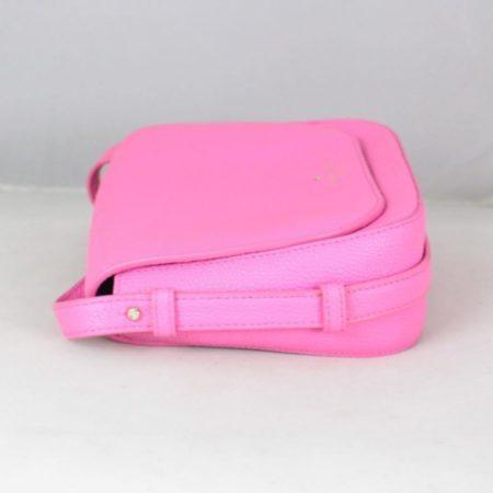 KATE SPADE 18576 Hot Pink Leather Crossbody b