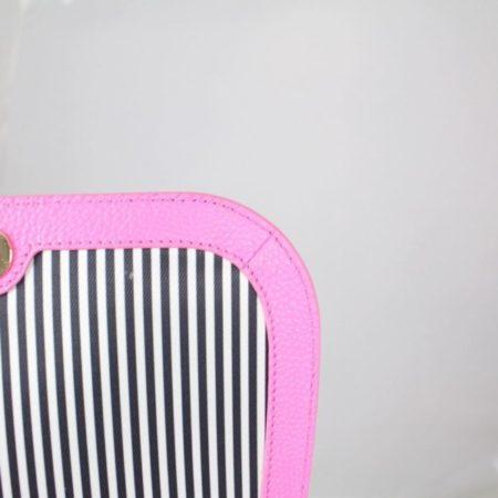 KATE SPADE 18576 Hot Pink Leather Crossbody i