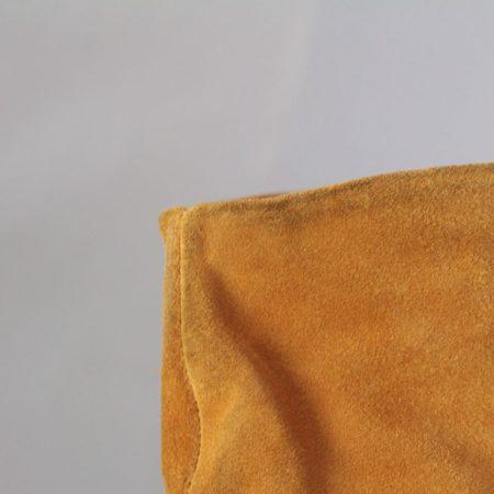 SALVATORE FERRAGAMO 19583 Camel Suede Boots size US 8 Eur 38 g