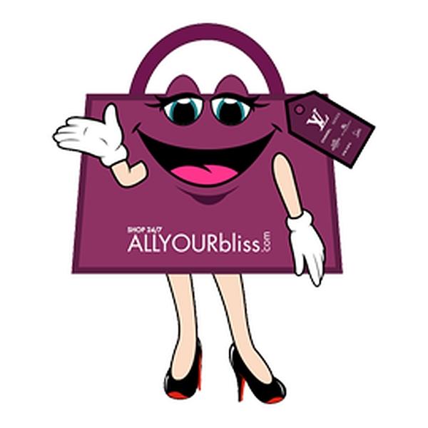 AllYourBliss Mascot Blissy