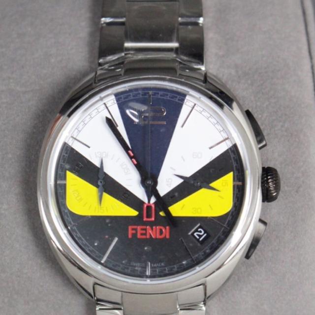 FENDI 21164 Stainless Steel Watch a