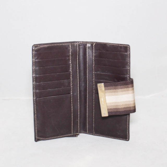 GUCCI Tan Guccissima Bifold Wallet 21259 g
