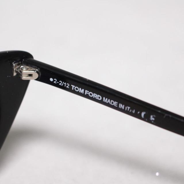 TOM FORD Black Cat Eye Sunglasses 21059 d