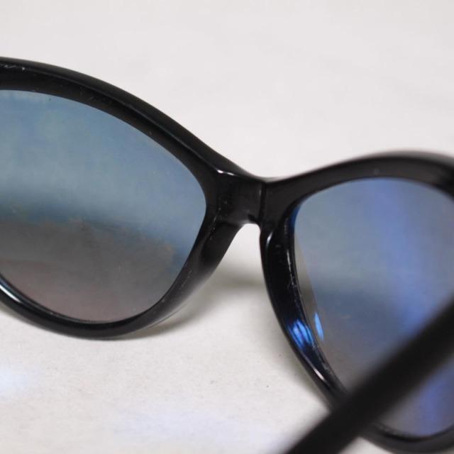 TOM FORD Black Cat Eye Sunglasses 21059 f