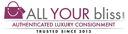 ALL YOUR BLISS – Authenticated Luxury Consignment