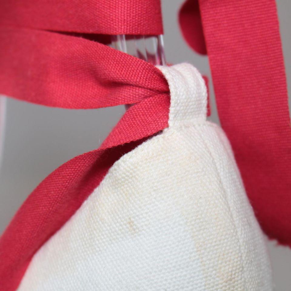 CHRISTIAN LOUBOUTIN Red Ibiza Espadrille Wedges Size USA 9 Euro 39 23073 i