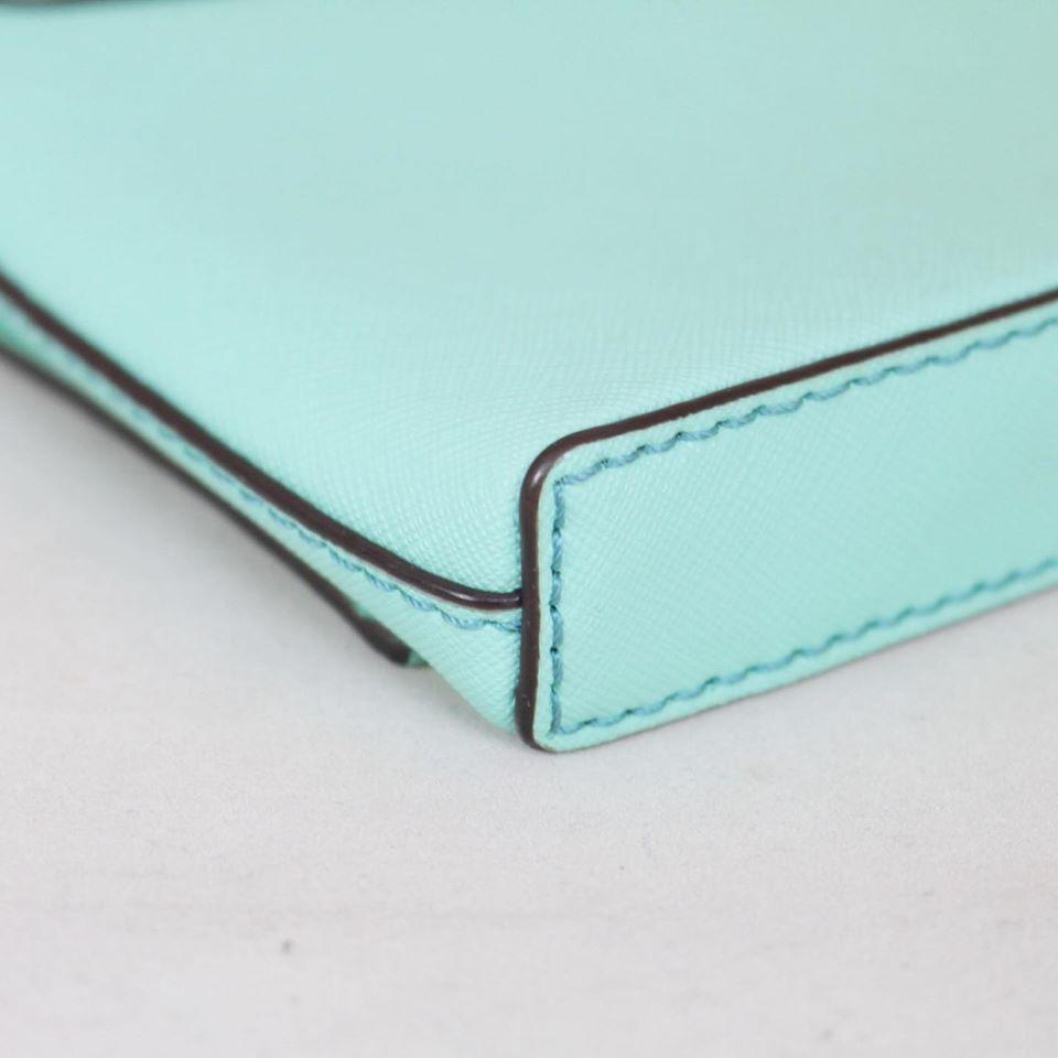 KATE SPADE Mint Leather Crossbody 23006 d