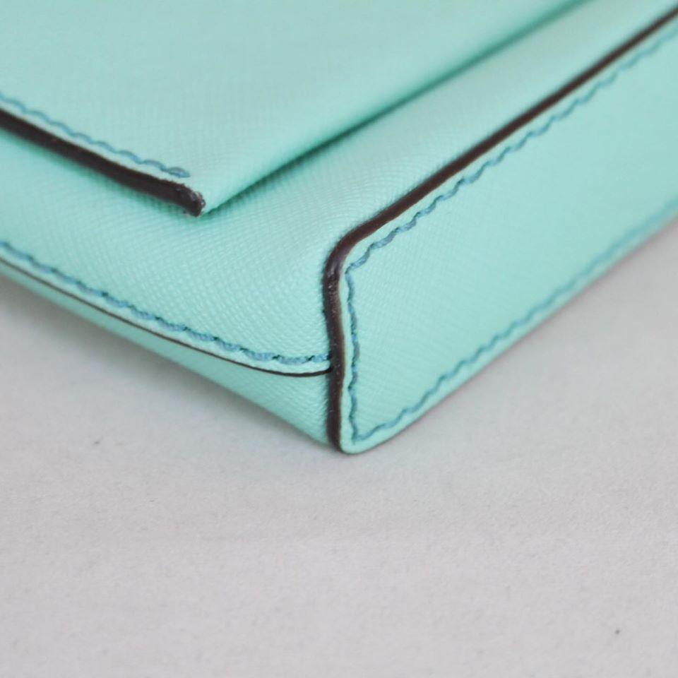 KATE SPADE Mint Leather Crossbody 23006 h